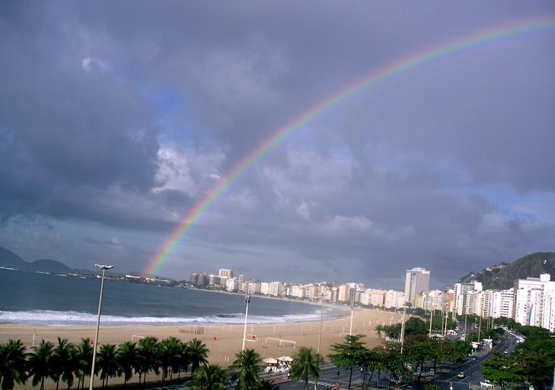 (#175) High luxury 4bd ceanfront in Copacabana - Image 1 - Rio de Janeiro - rentals