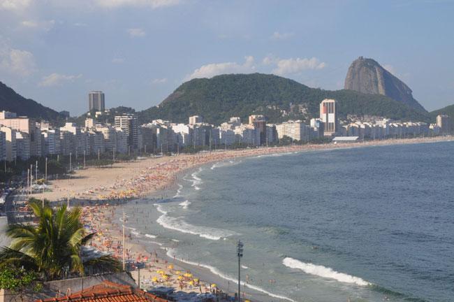 (#117) 4bd Penthouse w/ ocean view and jacuzzi - Image 1 - Rio de Janeiro - rentals