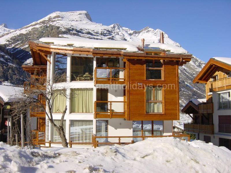Apartment Matthew - Image 1 - Zermatt - rentals