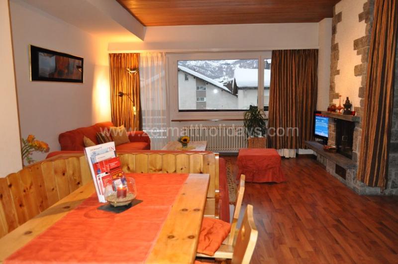 Apartment Nina - Image 1 - Zermatt - rentals