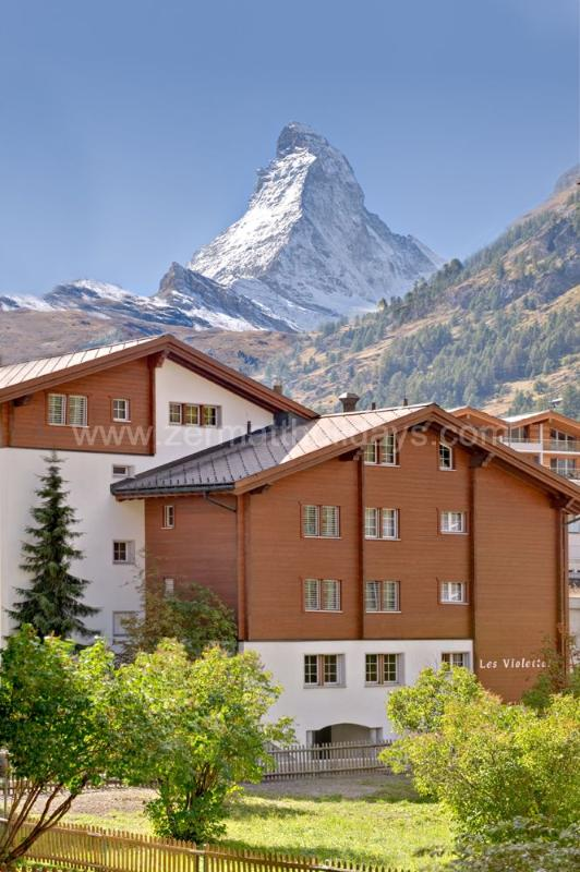 Apartment Maya - Image 1 - Zermatt - rentals
