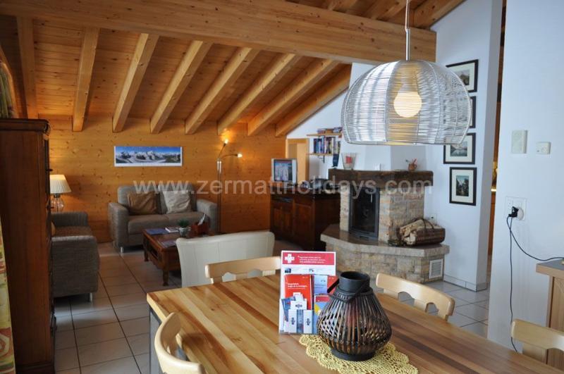 Haus Balma, Apartment George - Image 1 - Zermatt - rentals