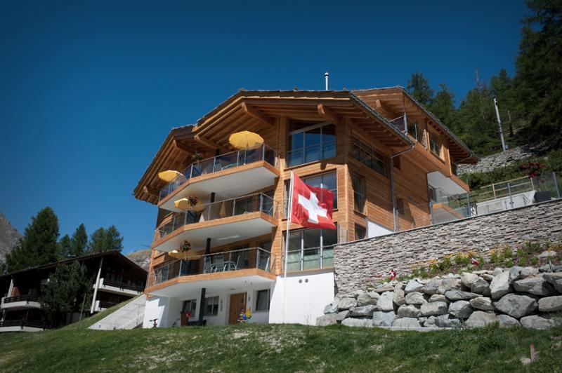 Chalet Nepomuk, Apartment  Weisshorn - Image 1 - Zermatt - rentals