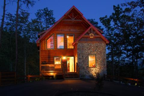 A Peace of Paradise - 3 bedroom - A Peace of Paradise - 3 BR/3BA, Sleeps 8 - Pigeon Forge - rentals