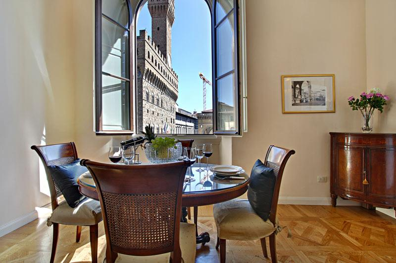 Palazzo Vecchio View - Windows on Italy - Image 1 - Florence - rentals