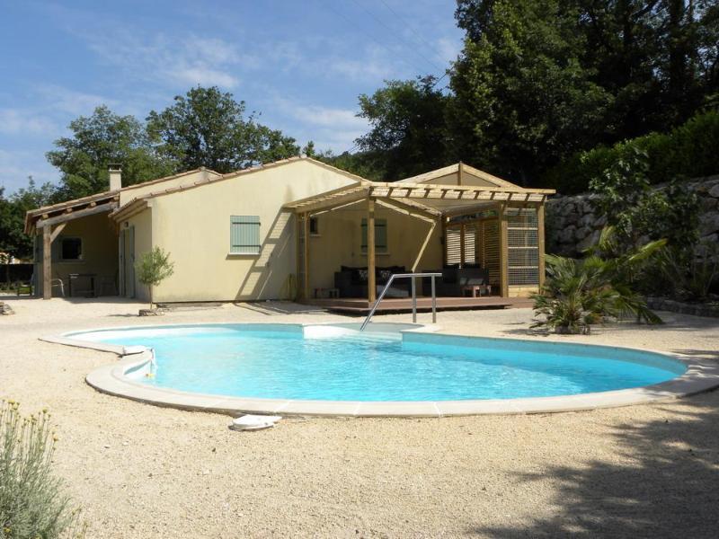 Villa Forza - Spacious villa with private swimming pool - Image 1 - Cornillon - rentals