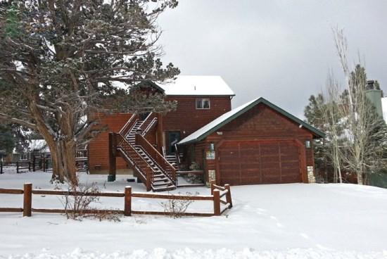 Mountain View Winter Time - Mountain View - 3 Bedroom Vacation Rental in Big Bear Lake - Big Bear Lake - rentals
