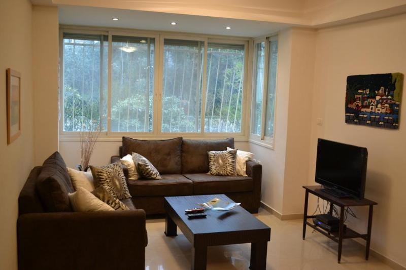 20 Lincoln - Beautiful 3 Bedroom in Talbieh - Jerusalem - rentals