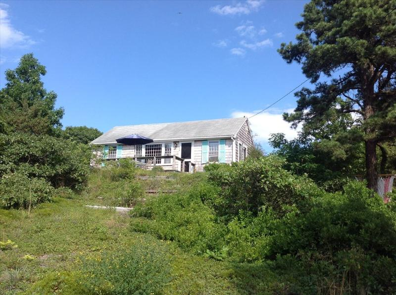 Beautiful and private setting with water views from front deck - PAREAS2 108170 - Eastham - rentals