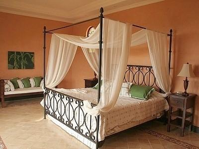 King Size Master Bed - Luxury Home with Infinity Pool and Spectacular Ocean Views - Dominical - rentals