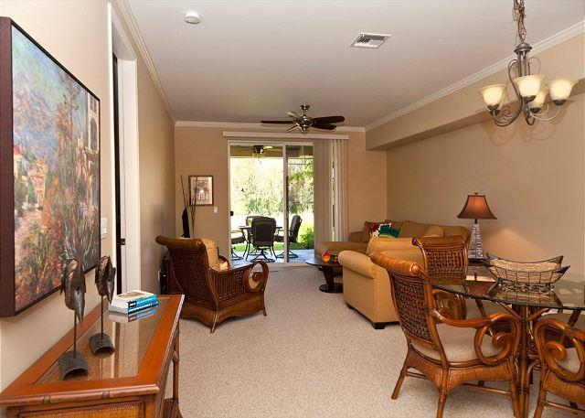 FALL SPECIAL 5TH NIGHT FREE - BRAND NEW STUNNING GROUND FLOOR VILLA! - Image 1 - Waikoloa - rentals