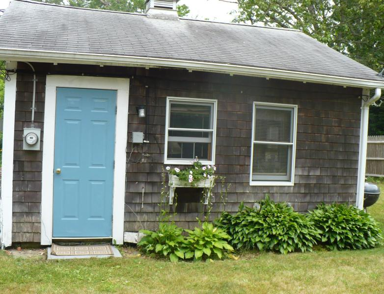 Outside view - Cape Cottage- Available in September!! - South Yarmouth - rentals