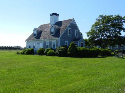 #7168 Fantastic Farmhouse on Herring Creek Farm in Katama - Image 1 - Edgartown - rentals