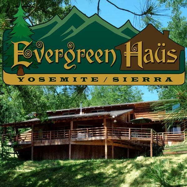 Evergreen Haus - Yosemite/Sierra - Mountain Cabin Lodging - Evergreen Haus - Yosemite/Sierra-Mtn Cabin Lodging - Oakhurst - rentals