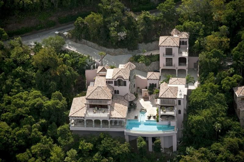 Villa Carlota at Upper Peter Bay - Image 1 - Saint John - rentals