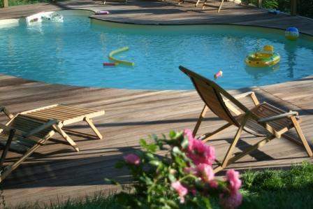 Decked pool - Luxury Tuscan Villa with pool - Pontremoli - rentals