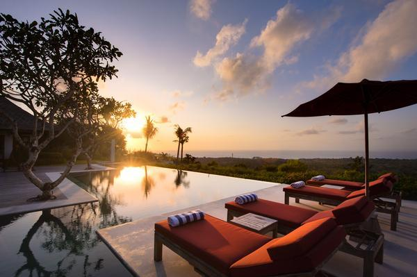 Sunset View - Villa La Hacienda - Bali - rentals