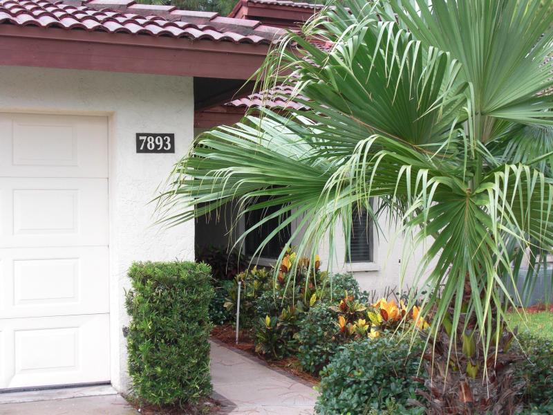 Entryway - Sarasota Best Kept Secret Avail Aug 12 - 22, 2015 - Sarasota - rentals