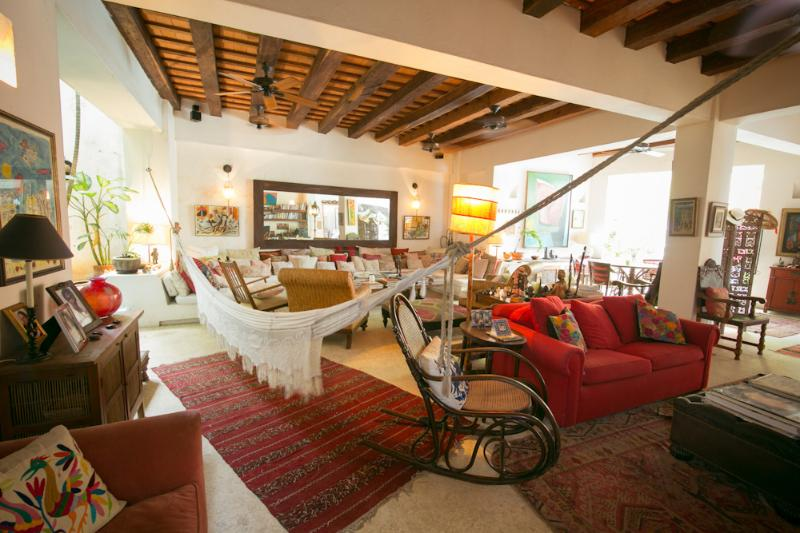5 Bedroom Colonial Mansion with Swimming Pool in Old Town - Image 1 - Cartagena - rentals
