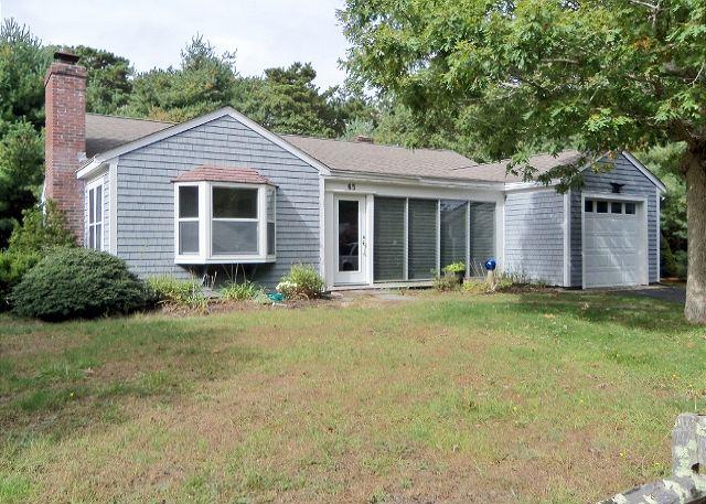 65 FOSTER RD., BREWSTER - Brewster 2 Bedroom, 1 bath walk to Grandfather Beach! - Brewster - rentals