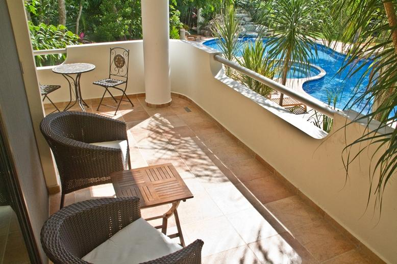 Palmar del Sol #108, pool and garden view condo - Image 1 - Playa del Carmen - rentals