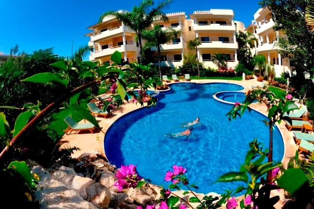 Palmar del Sol 204. 3 Bedroom apartment.Garden and 5th View. - Image 1 - Playa del Carmen - rentals