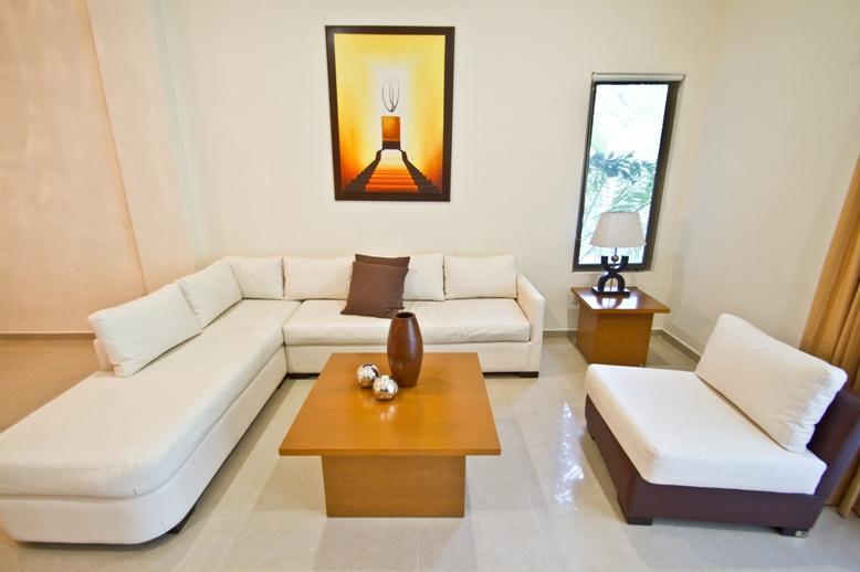 Palmar del Sol 3 bedroom garden view apartment 104 - Image 1 - Playa del Carmen - rentals