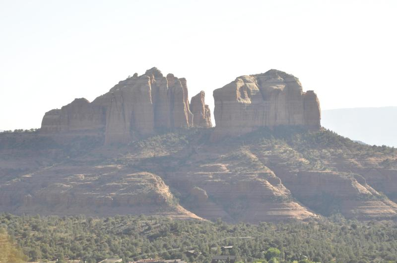 red rock views - Red Rock R and R - Sedona - rentals
