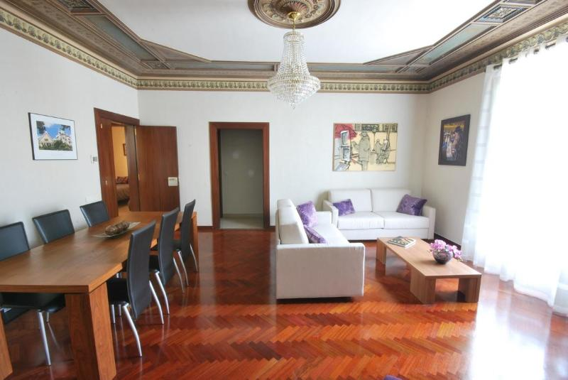 Living room - Perfect and spacious apartment at Downtown - Barcelona - rentals