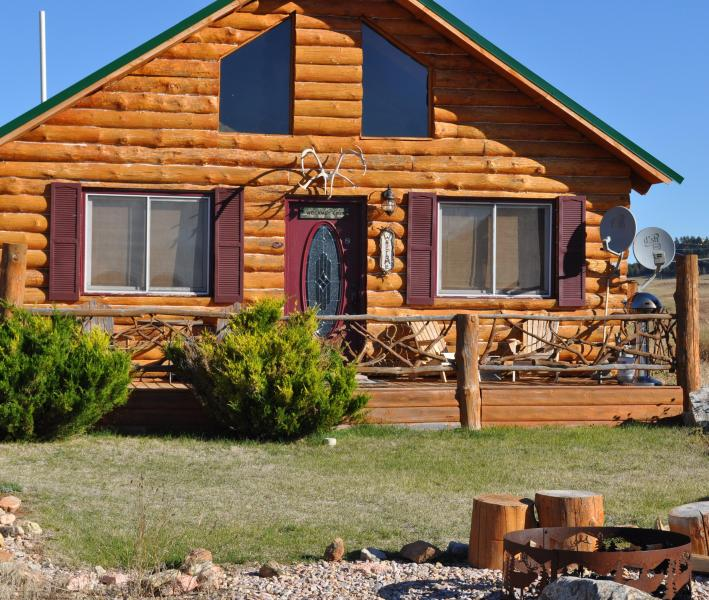 Trappers Cabin at Battle Mountain - Trappers Cabin at Battle Mountain - Hot Springs - rentals