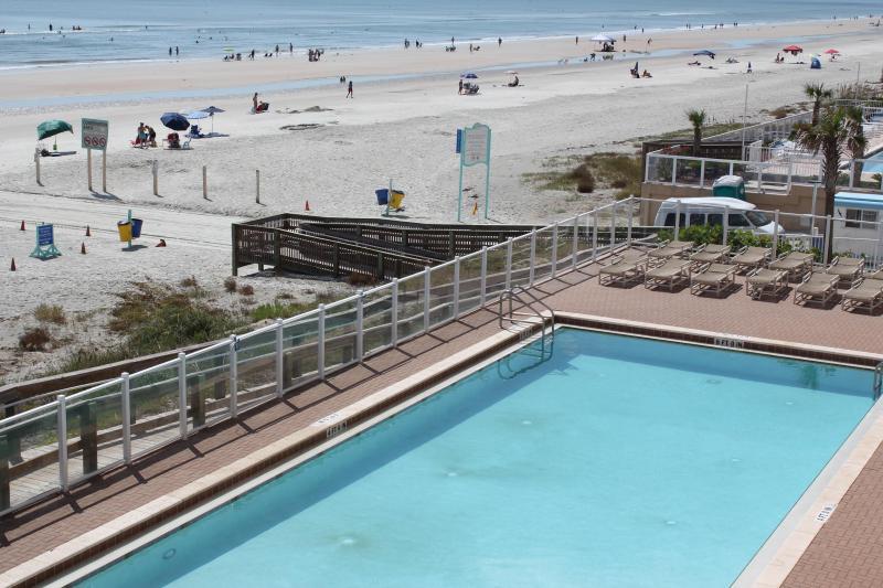 DIRECT OCEANFRONT 3BED 3BATH Daytona Beach SHORES - Image 1 - Daytona Beach - rentals