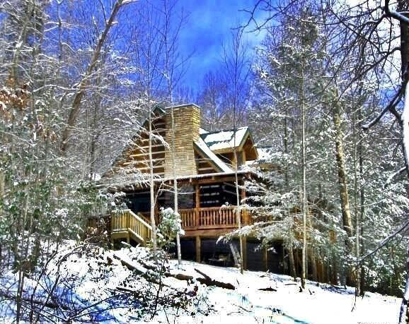 SASSAFRAS LODGE-Quiet  Mountain Setting, Pets OK - Image 1 - Gatlinburg - rentals