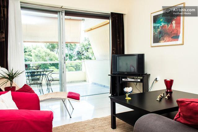 Luxury Apartment  Next to the beach, all seasons!! - Image 1 - Athens - rentals