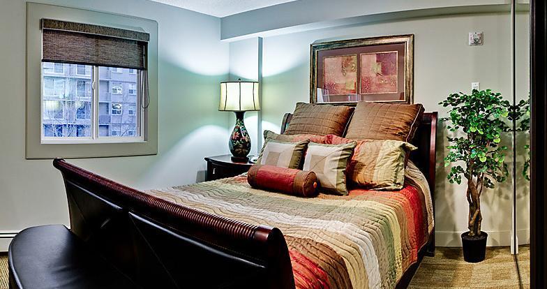 Uptown 1B07 - 1 Bedroom - Image 1 - Calgary - rentals