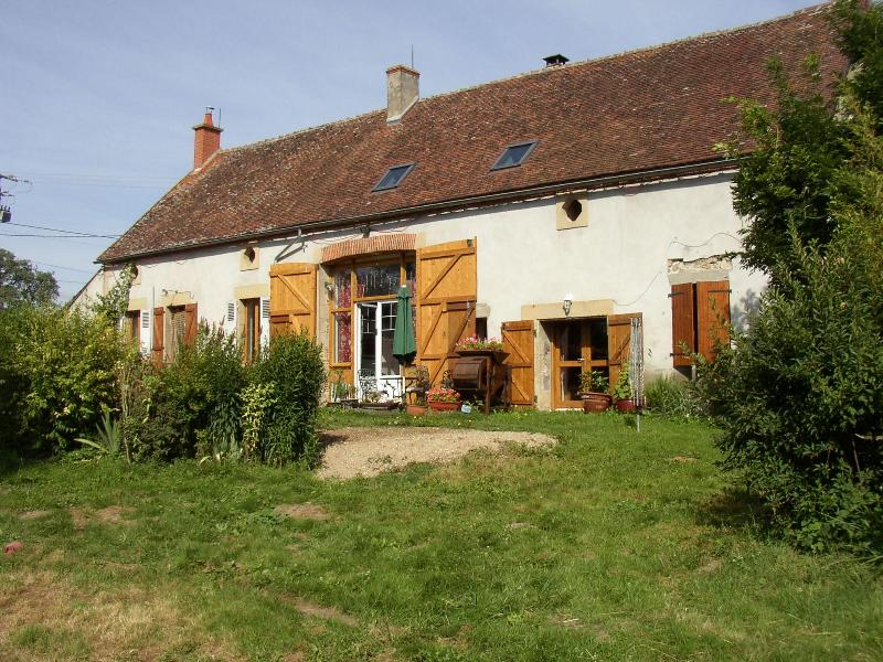 external view - Farm in the heart of the French bocage bourbonnais - Allier - rentals