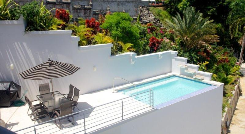 Paradise Hill apartment with view of Caribbean Sea - Image 1 - Rincon - rentals