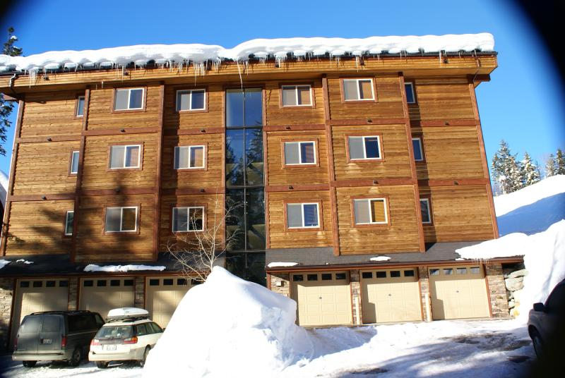 The top right Penthouse unit. - Prime Penthouse Condo at Whitefish Mountain Resort - Whitefish - rentals
