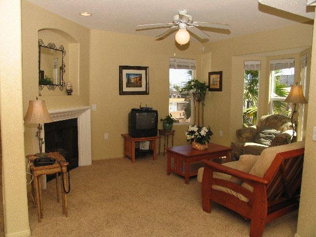 Living Room -  - Casa Playa - San Diego - rentals