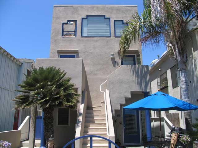 Ostend Townhouse -  - Ostend Townhouse 2 - San Diego - rentals