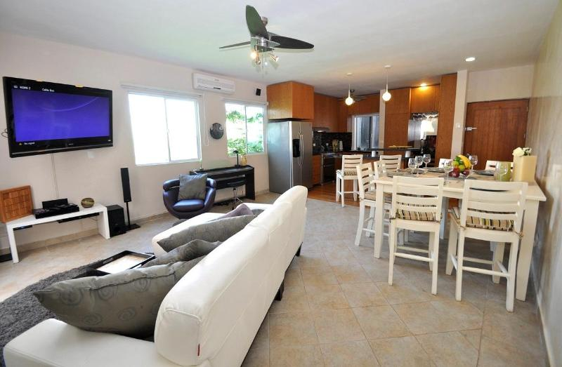 HSJ C24 Overview - Amazing one bedroom one Block from 5th Ave - HSJB4 - Playa del Carmen - rentals