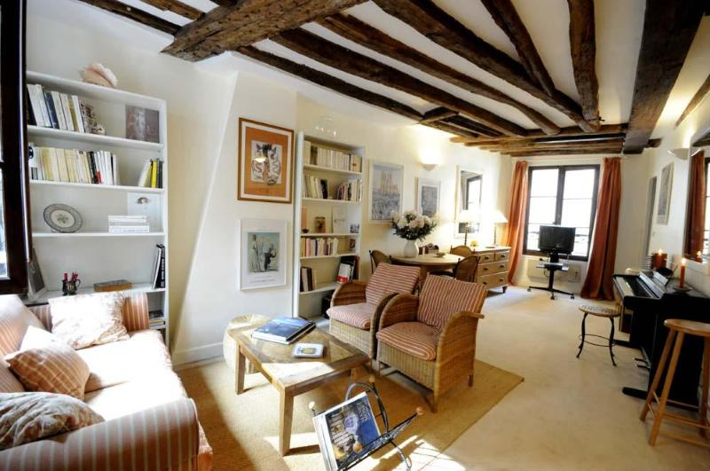 Exclusive Vacation Rental at Notre Dame - Image 1 - Paris - rentals
