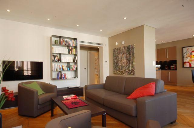 Four Person Apartment in Paris in Lively Marais - Georges - Image 1 - Paris - rentals