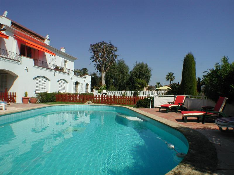 Villa Near Cannes with a Private Pool - Villa Cannes - Image 1 - Cannes - rentals