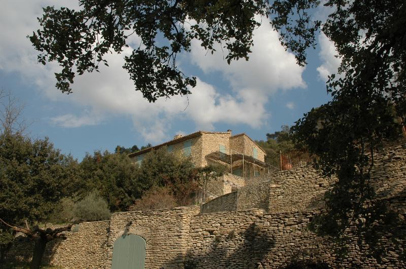 Provence Villa with a Private Pool - Villa Samantha - Image 1 - Saumane-de-Vaucluse - rentals