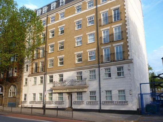 EXTERIOR VIEW OF BUILDING - LONDON EYE FLAT3 DOUBLE in SouthBank 4bed2bath + CarPark option - London - rentals
