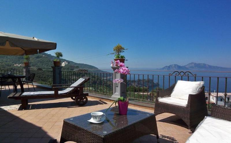 Villa su Capri - VILLA SU CAPRI - 4 Bedrooms - Massa Lubrense - Massa Lubrense - rentals