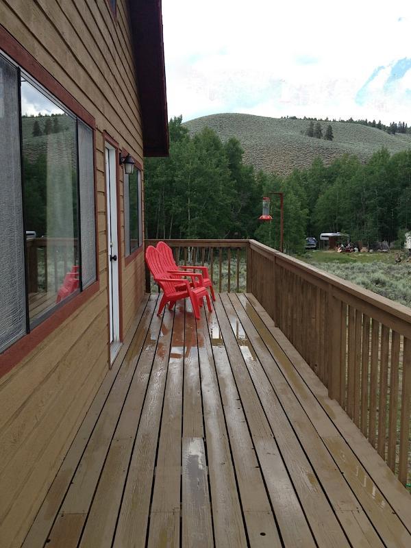 Cabin at Beaver Lakes Estates - 2 Bedroom cabin near Leadville, Colorado - Leadville - rentals