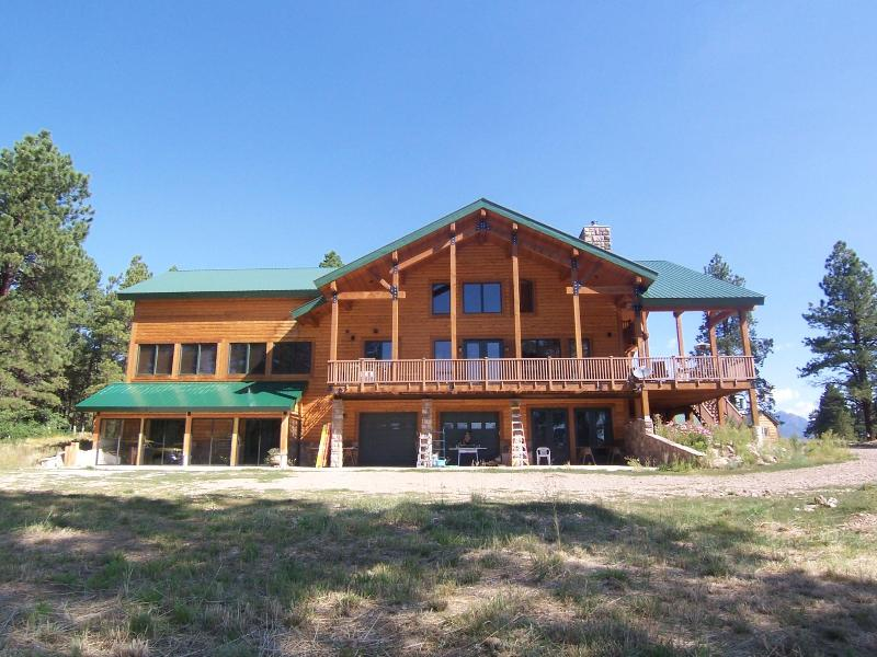 Rear view - Elktrace Bed and Breakfast - Pagosa Springs - rentals