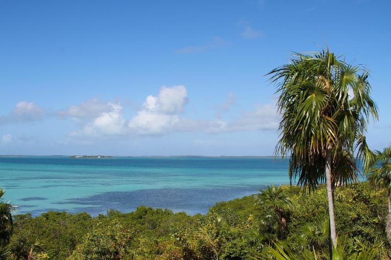 View from the Pool Deck - Gumelemi Bluff - Harbour Island - rentals