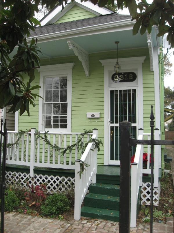 la Maison verte - Image 1 - New Orleans - rentals